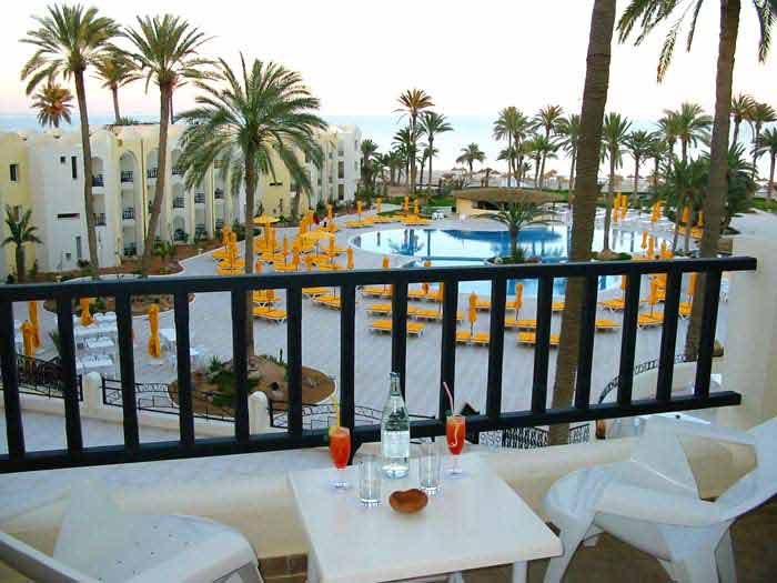 Nos chambres eden star tunisie zarzis for Hotels zarzis